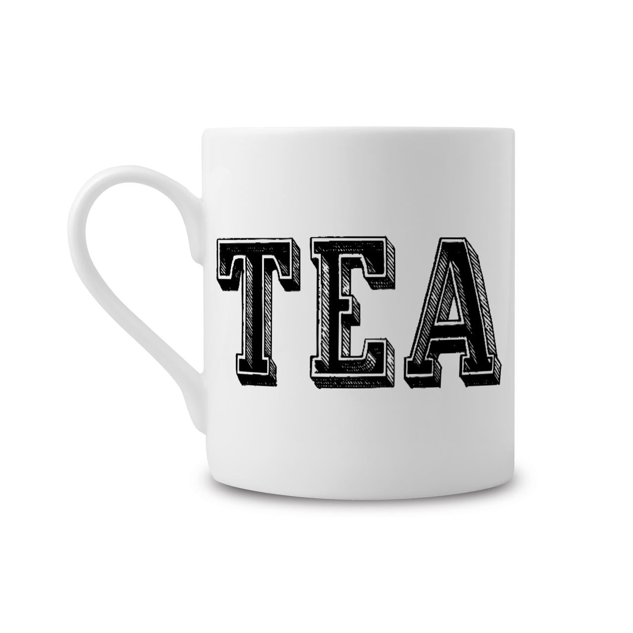 Tea Type Fine China Mug (PACK OF 6)