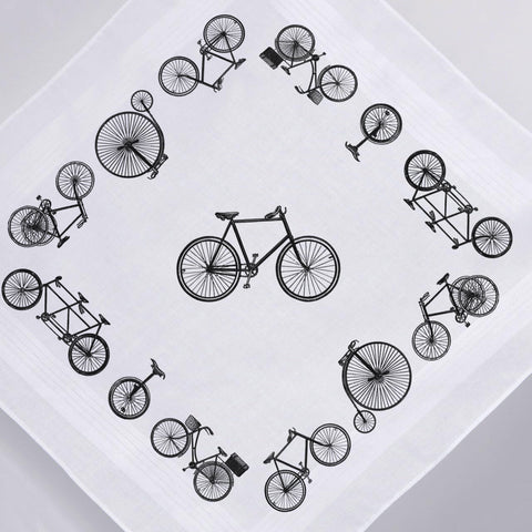 The Cyclist's Handkerchief Set