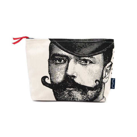 A dashing Gentleman's Wash Bag