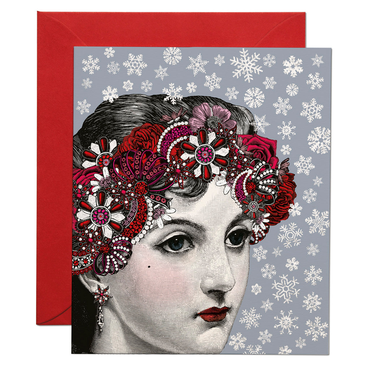 The Snow Princess greeting card (PACK OF 6)