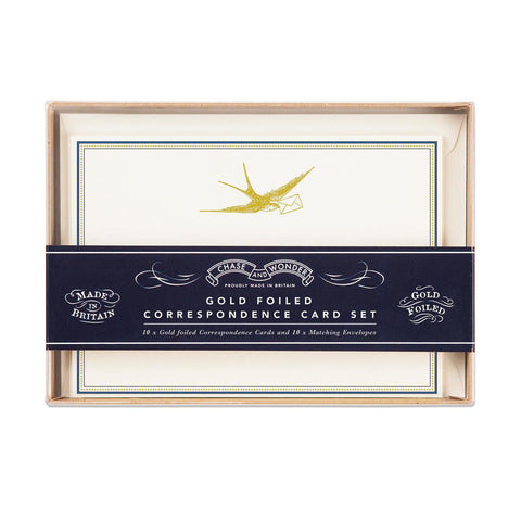 Air Mail Correspondence Set