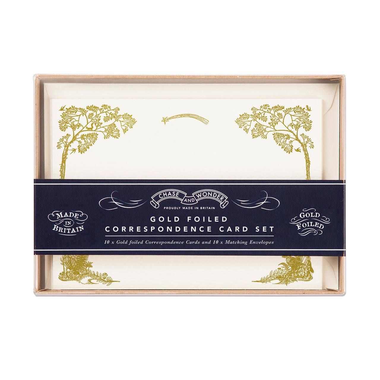 Enchanted Forest Correspondence Set
