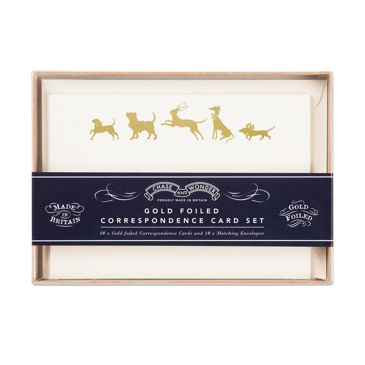 Happy Hounds Correspondence Set