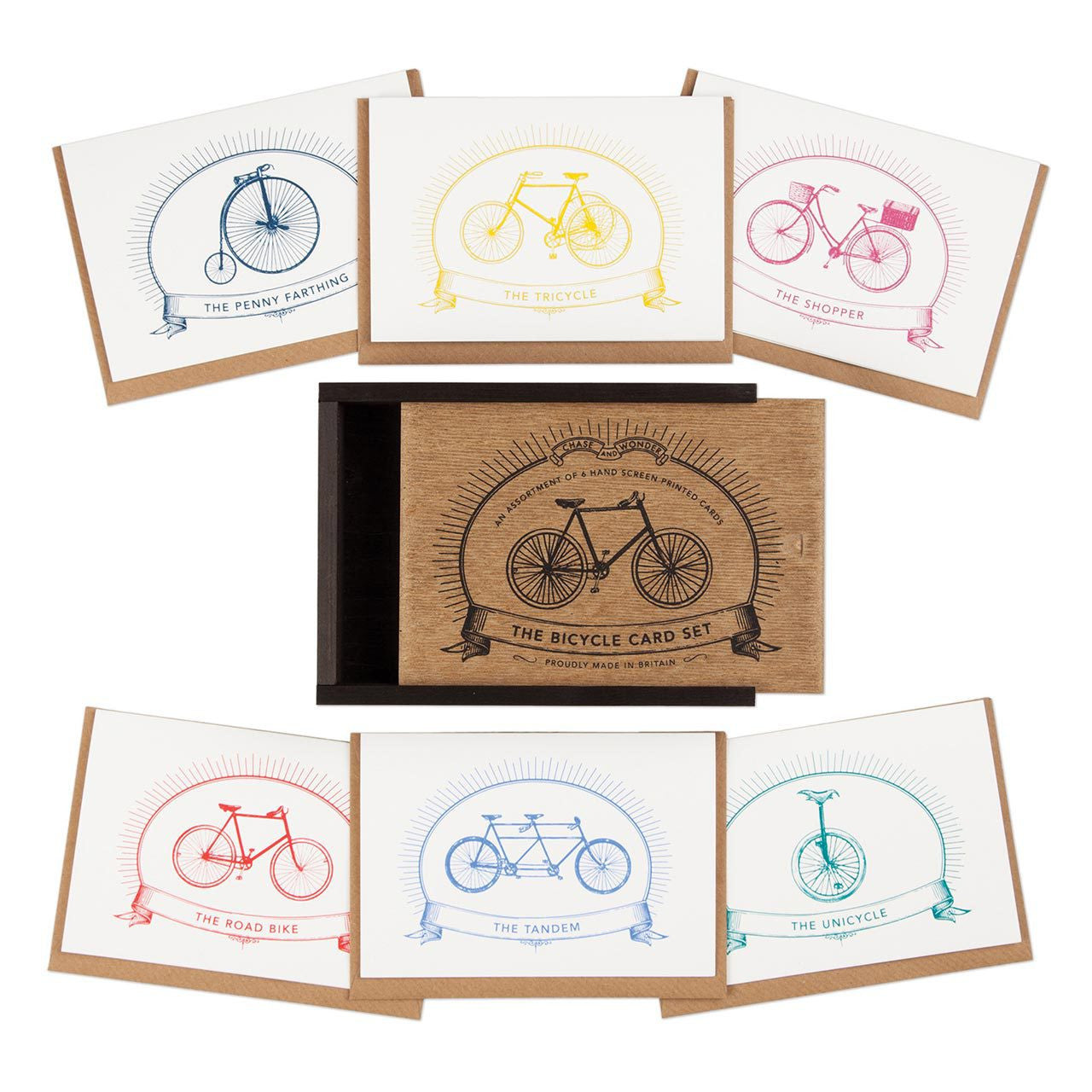 The Bicycle Card Set
