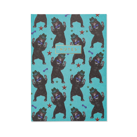 Party Bear Note Book