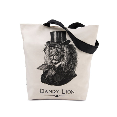 A Dandy Lion's