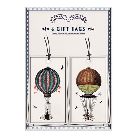 Ride Above It Gift Tags