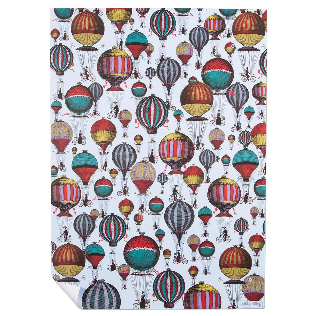 Ride Above it Wrapping Paper