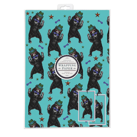 Party Bear Wrap Pack