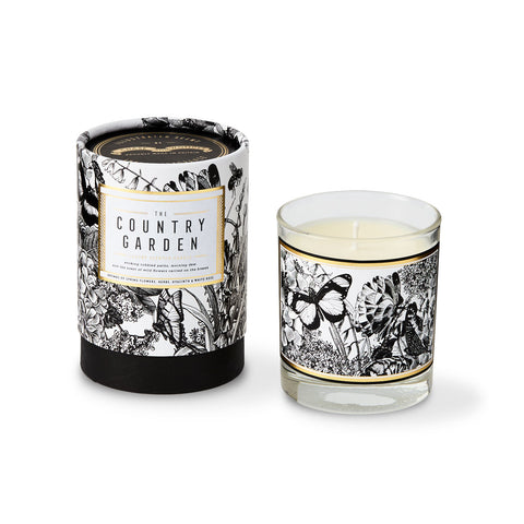 The Country Garden Luxury Scented Candle (PACK OF 6)