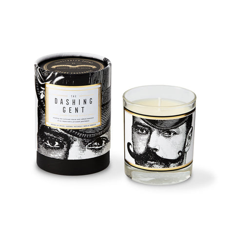 The Dashing Gent Luxury Scented Candle (TESTER)