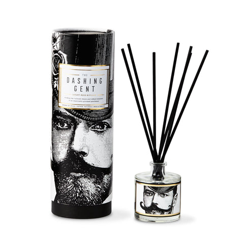 The Dashing Gent Luxury Reed Diffuser (PACK OF 6)