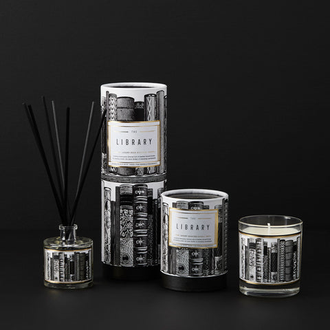 The Library Luxury Reed Diffuser (TESTER)