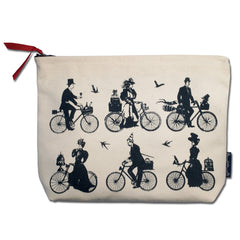 The Bicyle Lovers Wash Bag (PACK OF 6) - Chase and Wonder