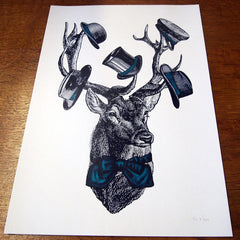 Sophisticated Stag