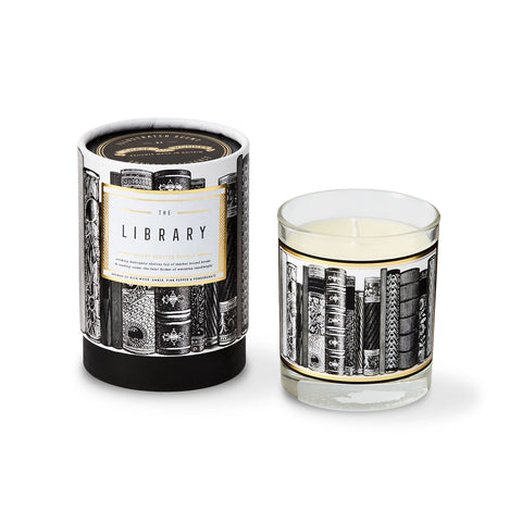The Library Luxury Scented Candle (TESTER)
