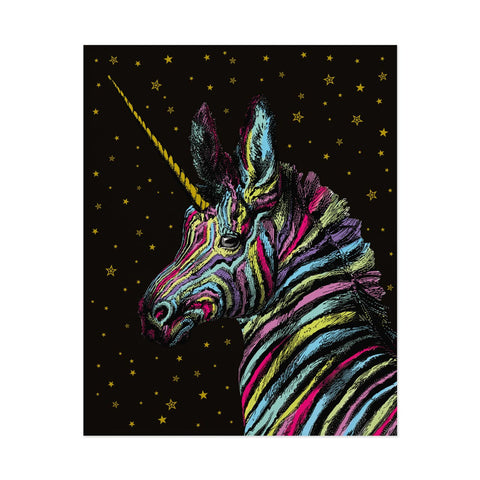 Magic Unicorn Print (PACK OF 3)