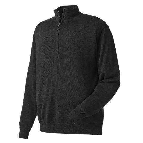 FootJoy Performance Lined Merino Half Zip Sweater