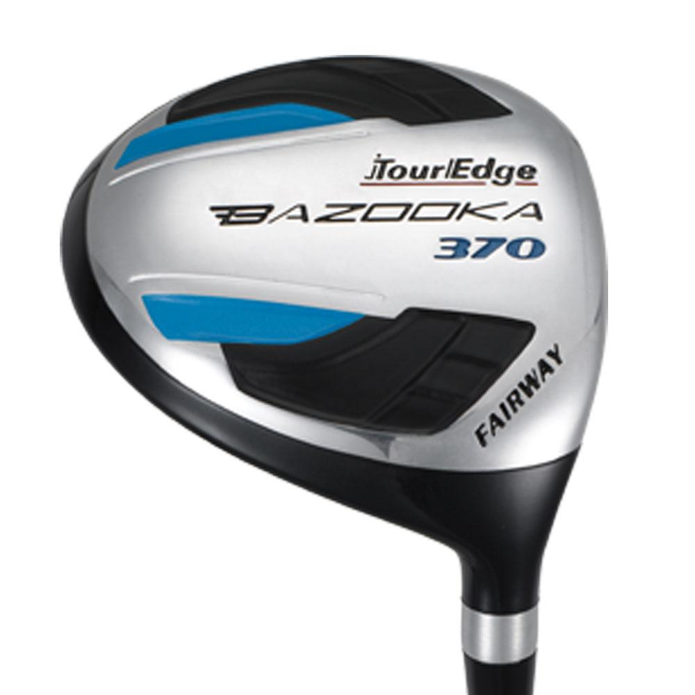 Tour Edge Bazooka 370 Complete Set-Steel Irons