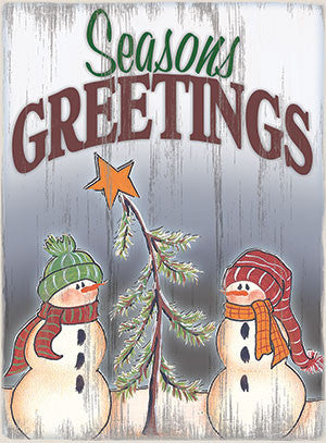Christmas Signs - Greetings