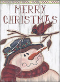 Christmas Signs - Snowman