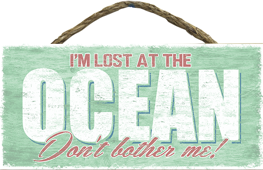 Coastal Signs - Lost At Ocean