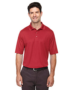 Corporate/Team Men's Solid Polo with Logo