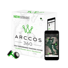 Arccos 360 Performance Tracking System<BR><B><font color = red>Now SAVE $50!</b></font>