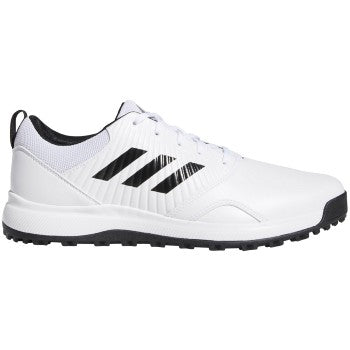 Adidas CP Traxion Spikeless Shoe-WHT