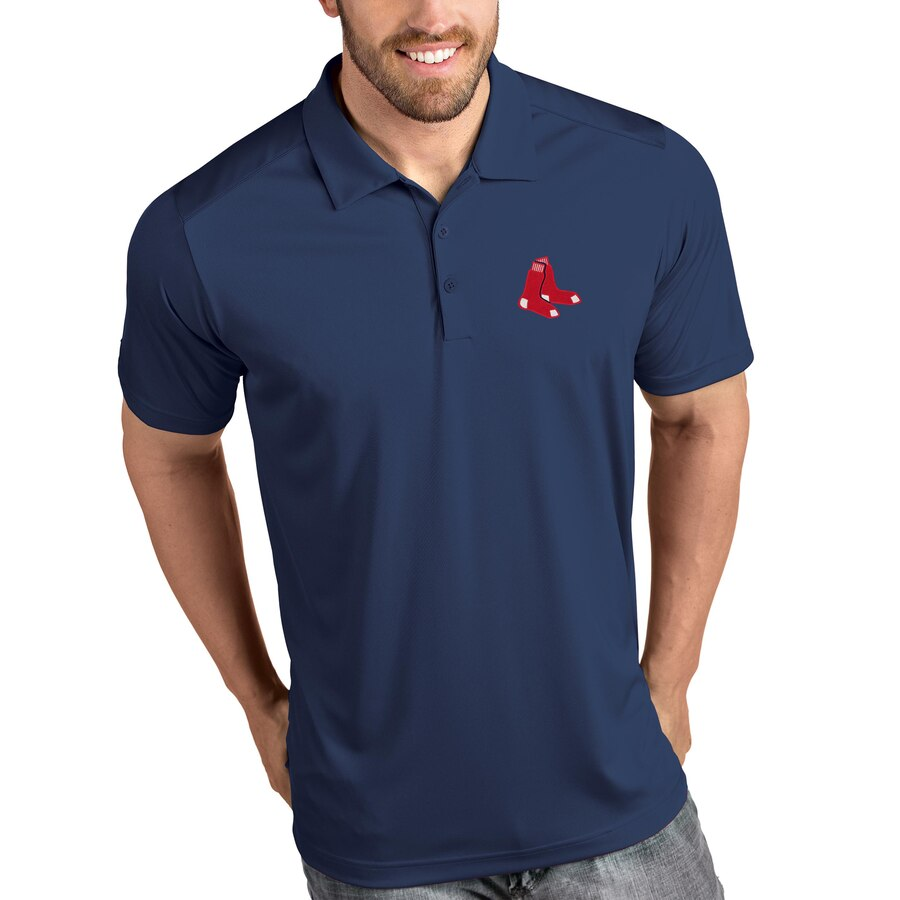 Antigua Boston Red Sox Tribute Polo