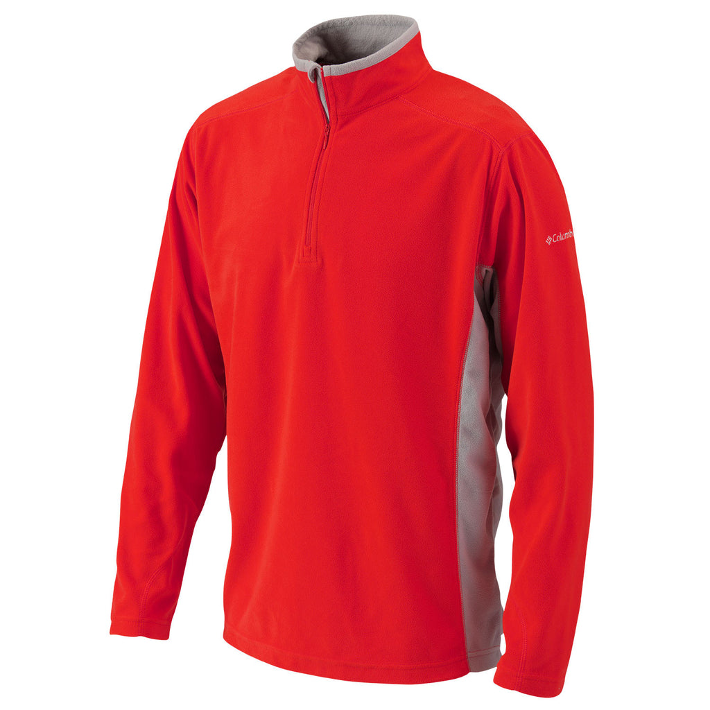 Columbia 2107 Men's Klamath Range Half Zip