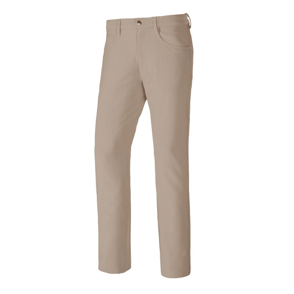 FootJoy Athletic Fit Golf Pants-Khaki