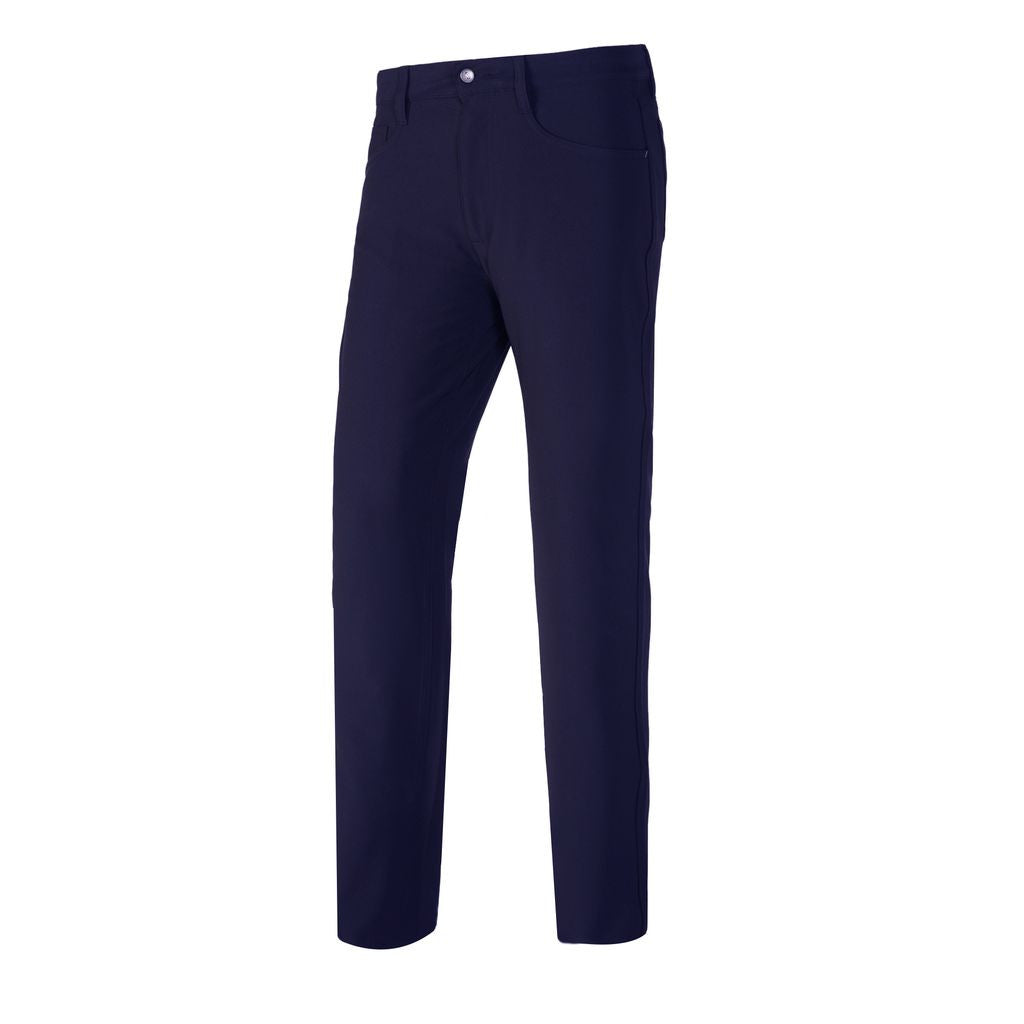 FootJoy Athletic Fit Golf Pants-Navy
