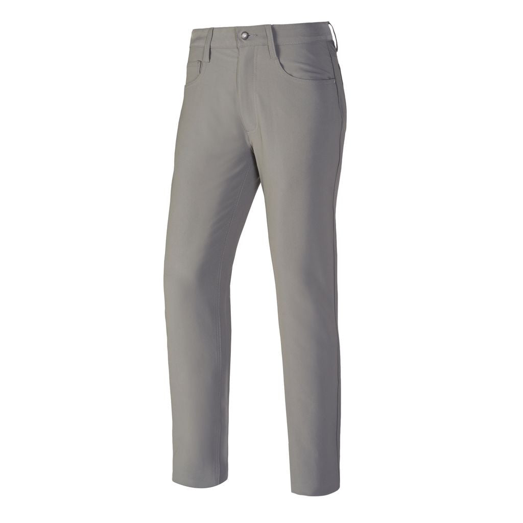FootJoy Athletic Fit Golf Pants-Grey