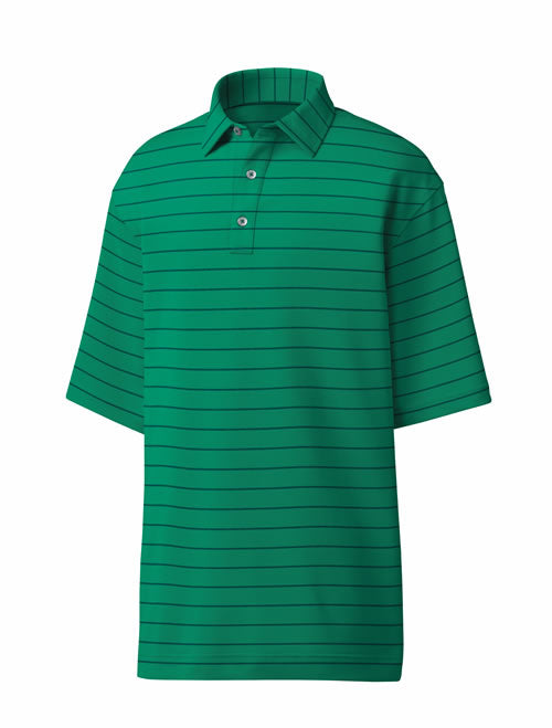 FootJoy ProDry Performance Lisle Double Pinstripe<BR>Self Collar