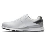 FootJoy PRO SL Shoes - White/Grey 53804