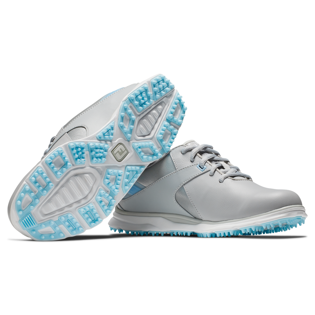 FootJoy Women's Pro SL-98118-Grey/Light Blue
