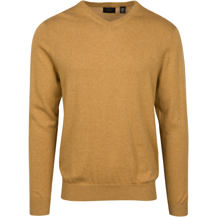 Greg Norman V-Neck Sweater<BR><B><font color = red>SALE!</b></font>