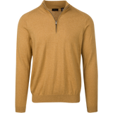 Greg Norman Quarter Zip Luxury Sweater<BR><B><font color = red>SALE!</b></font>