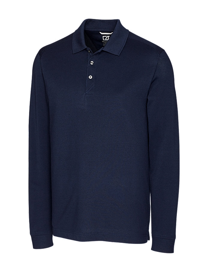 Cutter & Buck Advantage Long Sleeve Polo