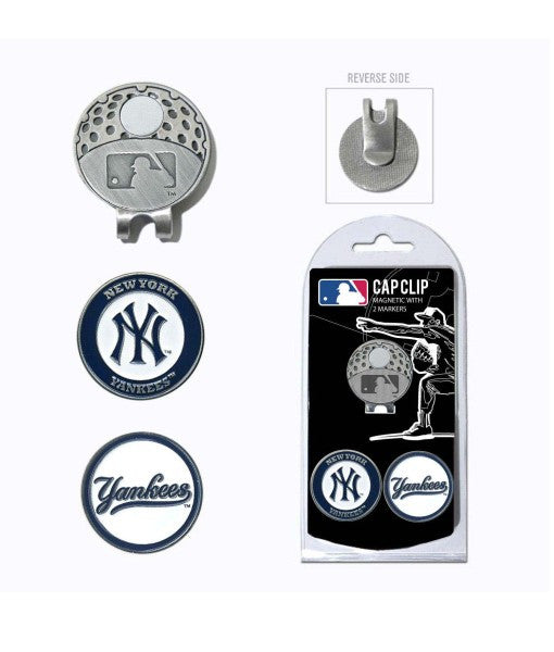 New York Yankees Hat Clip