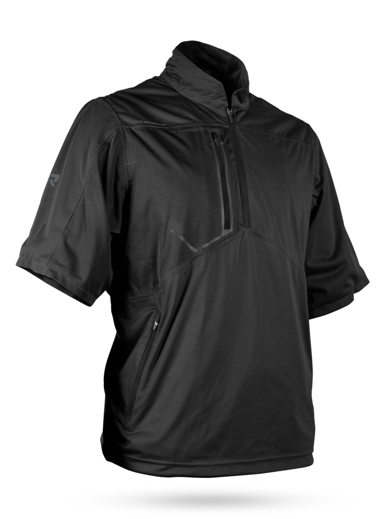 Sun Mountain Rainflex Short Sleeve Pullover