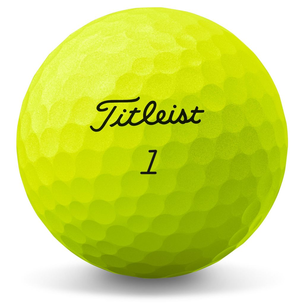 Titleist Pro V1 Golf Balls - Yellow<BR><B><Font color = red>PRIOR GENERATION $39.95</b></font>