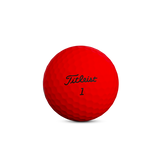 Titleist TruFeel Golf Balls - Red