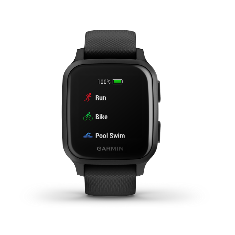Garmin Venu SQ With Golf GPS, Fitness, & Music