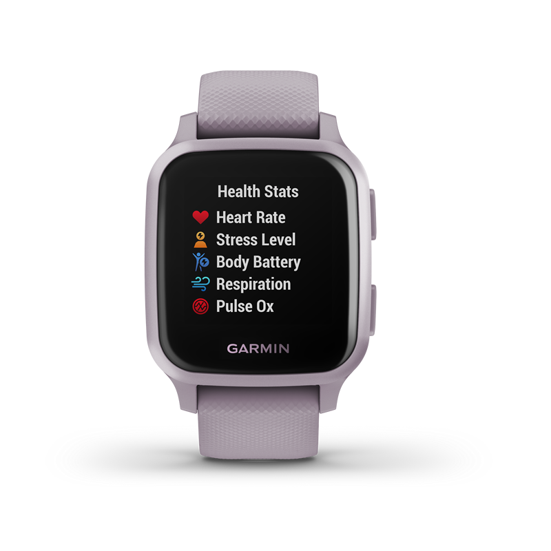 Garmin Venu SQ With Golf GPS, Fitness <BR><B><font color =red>HOLIDAY SALE!</b></font>