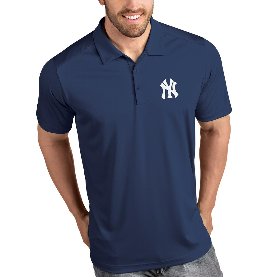 Antigua New York Yankees Tribute Polo