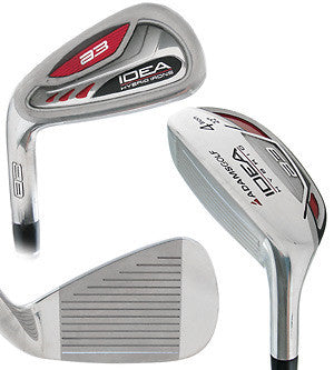 PreOwned Adams A3 Hybrid/Irons