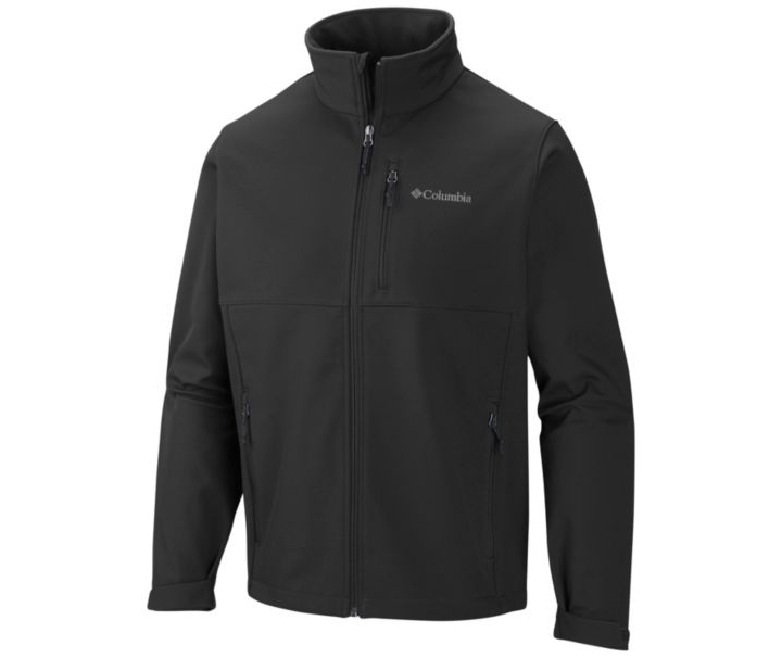Columbia 2017 Men's Ascender Soft Shell Jacket