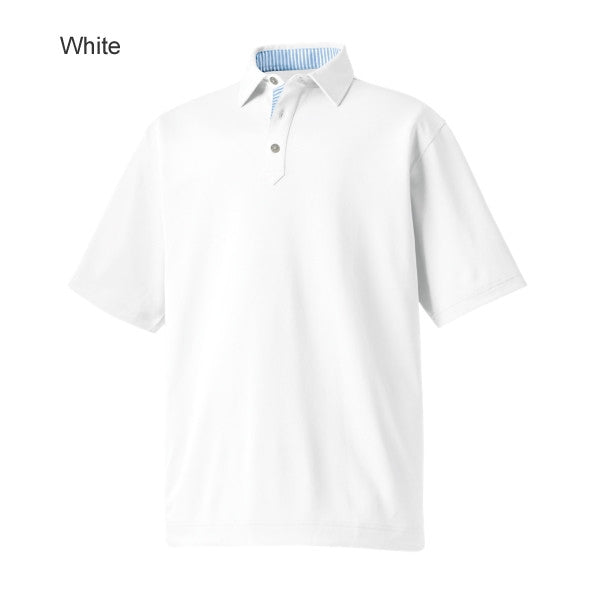FootJoy ProDry Performance Stretch Pique Shirt<BR>Self Collar